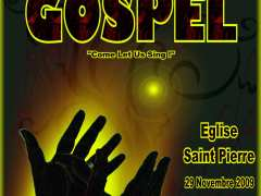 photo de Stage de Gospel - Rencontres AUTUMN GOSPEL 2009