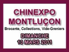 picture of CHINEXPO - MONTLUÇON Brocante, Collections, Vide-Greniers