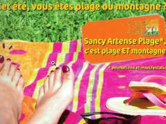photo de SANCY ARTENSE PLAGE