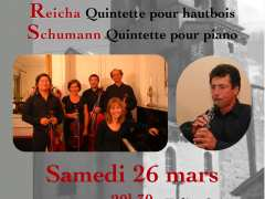 photo de Concert du Quatuor CONNIVENCES