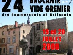 picture of 24éme Brocante Vide greniers des Commercants