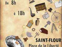 photo de Brocante -  Saint-Flour