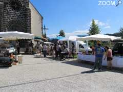 photo de Marché de Terroir à Saint Bonnet près Orcival